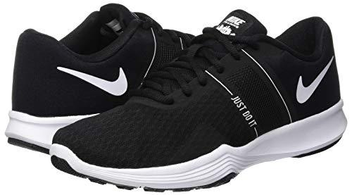 black Wmnscity Gimnasia Trainer 2 Zapatillas Nike white 001 Para Negro De Mujer 1xzAqdwn7
