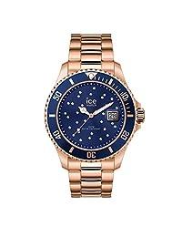 Ice-Watch 016774 - Reloj de acero inoxidable para mujer, color azul
