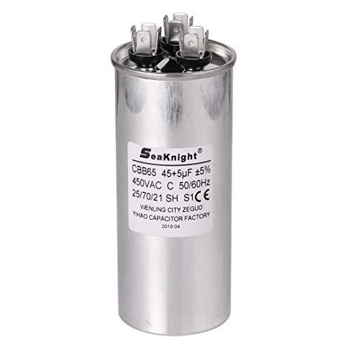 goodman air conditioner capacitor - 8