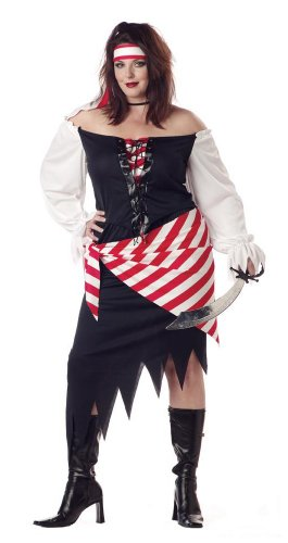 California-Costumes-Womens-Ruby-The-Pirate-Beauty-Costume