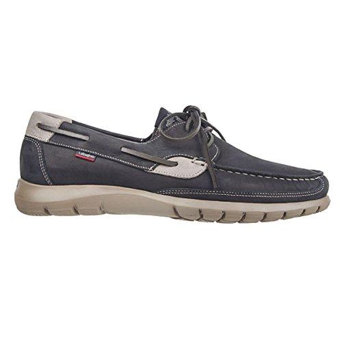 Callaghan 81200 Sun - Zapato náutico para hombre Azul