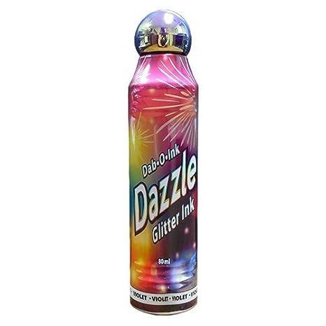 Amazon Com 3oz Dazzle Violet Bingo Dauber Dazzle Glitter Bingo
