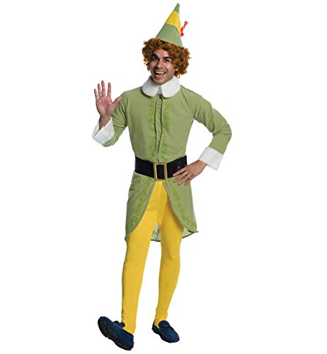 Buddy the Elf Adult Costume - (Buddy The Elf Costumes)