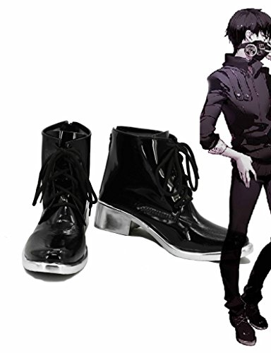Tokyo Ghoul Anime Kaneki Ken Cosplay Shoes Boots Custom Made