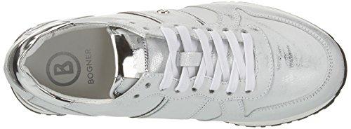 Bogner Lisboa Lady 2 - Zapatillas Mujer plateado (silver)