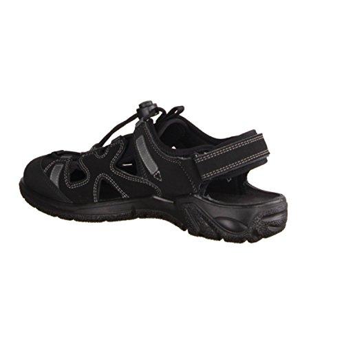 Shaq ricosta 6521500090 chaussures pour enfants-les garçons-ado-noir-taille 25 a 42