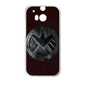 S.H.I.E.L.D S.H.I.E.L.D HTC One M8 Cell Phone Case White 8You036457