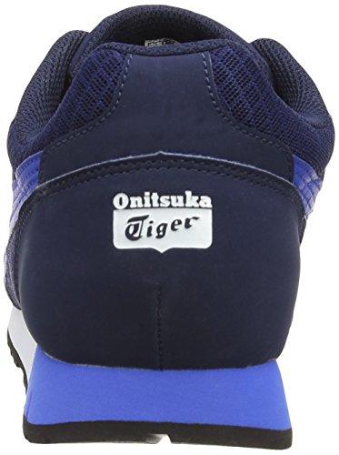 Onitsuka Tiger Curreo - Zapatillas de deporte unisex Azul (Navy / Strong Blue 5044)