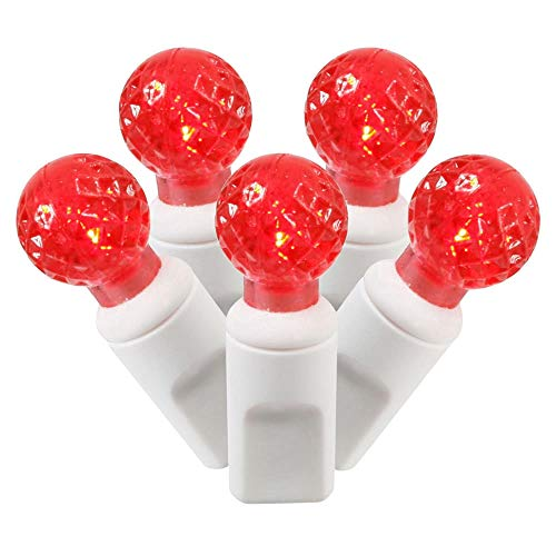 100 Red Berry Led Lights in US - 6