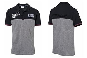 aff7c040 Image Unavailable. Image not available for. Colour: Porsche Men's Martini  Racing Polo-Shirt Gr. XXL ...