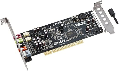 ASUS XONAR DS Interno 7.1channels PCI Tarjeta de Audio ...