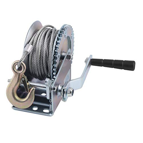 Buy manual winch harbor freight