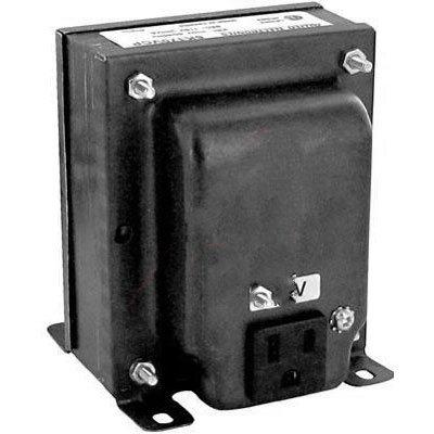 p-down auto transformer, 150VA, Pri:230V, Sec:115V, 3-wire, 6