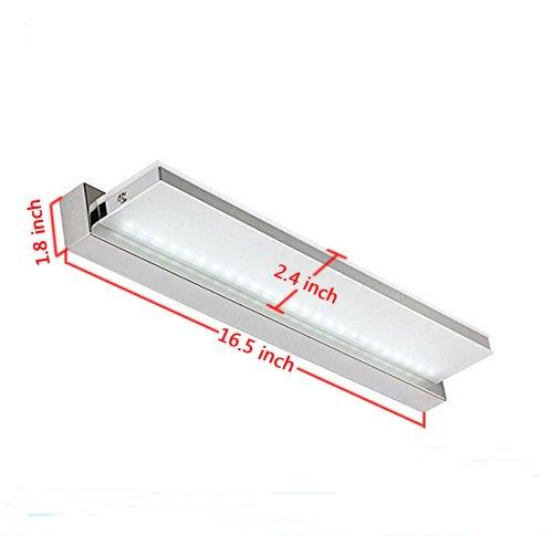 Dailyart® 7w LED Bad Und Spiegelleuchte Für Das Badezimmer / Wandleuchte  Licht Im Bad Badlampe Keine Schalter  Warmes Weiß: Amazon.de: Beleuchtung