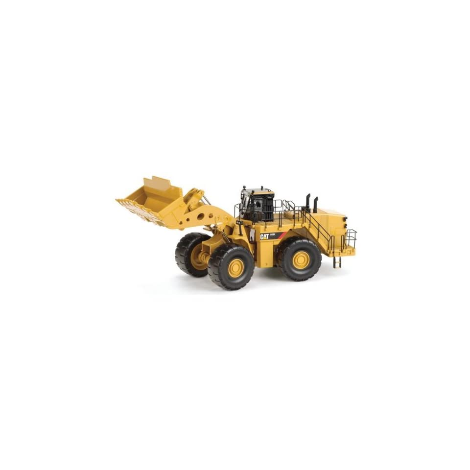 Cat 993K Wheel Loader (150 Scale), Caterpillar Yellow