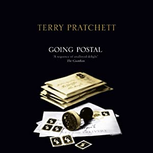 Going Postal Audiobook