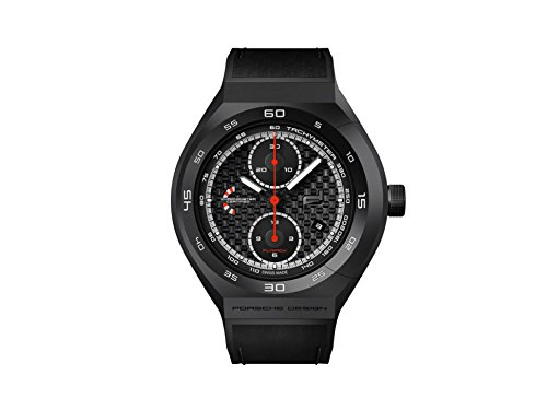 Porsche Design Monobloc Actuator Flyback Automatic Watch, COSC, Limited Ed.