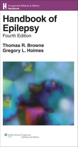 Handbook of Epilepsy (Lippincott Williams & Wilkins Handbook Series)