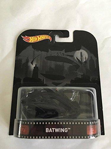 Mattel Hot Wheels Bat Wing Vehicle
