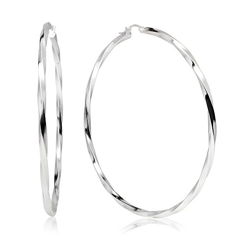 Round Polished Hoop - 3