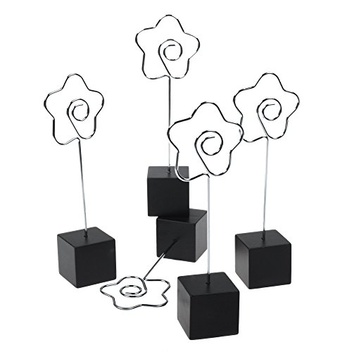 Cosmos Holder Flower shaped Displaying Photos