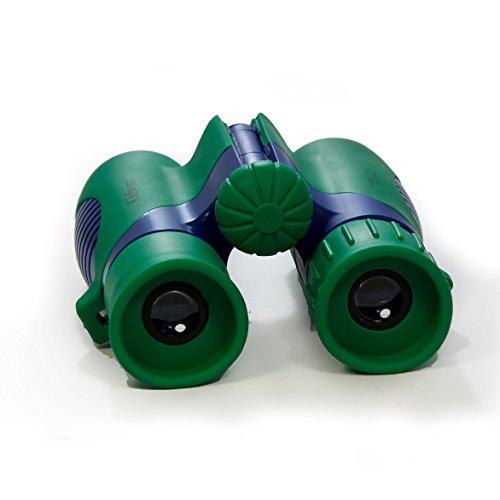 Kidwinz Shock Proof 8x21 Kids Binoculars Set High