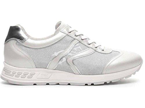 Sneakers P717221D Giardini Calzature Comode Nero Beige Nero Donna Scarpe qtS5ccy