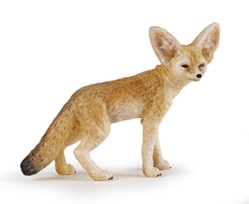 Papo Fennec Fox Figure, Multicolor
