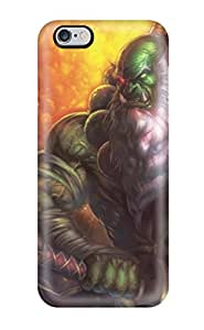 Slim Fit Protector Shock Absorbent Bumper World Of Warcraft Orc Cases For Iphone 6plus
