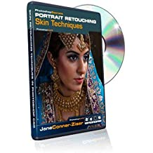 Learning Professional Skin Retouching Techniques in Adobe Photoshop CS5 Tutorial DVD - Best Portrait Retouching Skin Techniques and secrets for professional images training video by Jane Conner-Ziser