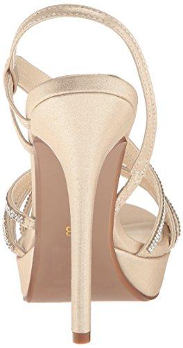 Nude Sandal Dahlia Dress Platform Women's Womens Inc Dyeables xqwYZ06x