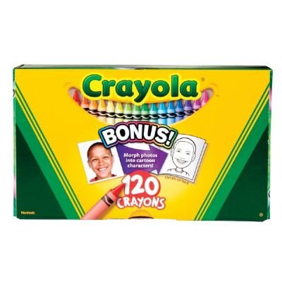 2 PACK Crayola 120ct Original Crayons]()