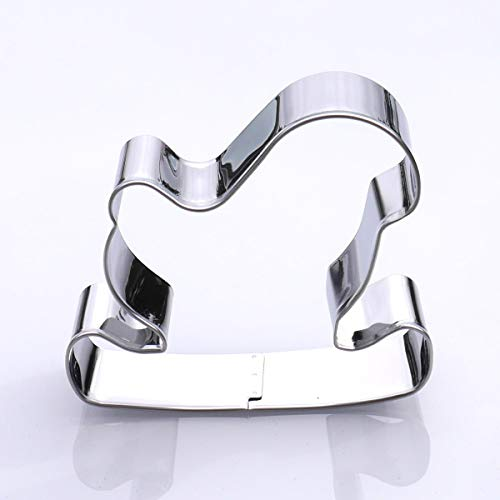 Sleigh Cookie Cutter - Stainless ()