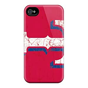 Series Skin Case Cover For Iphone 4/4s(texas Rangers)