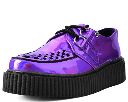 Hommes u Casbah Femmes Shoes Violet Lavande k T Creeper SUdqwtt