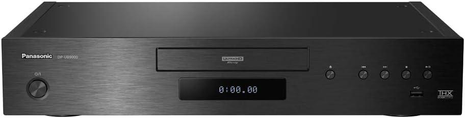Panasonic Dp Ub9000ebk 4k Ultra Hd Blu Ray Player Elektronik