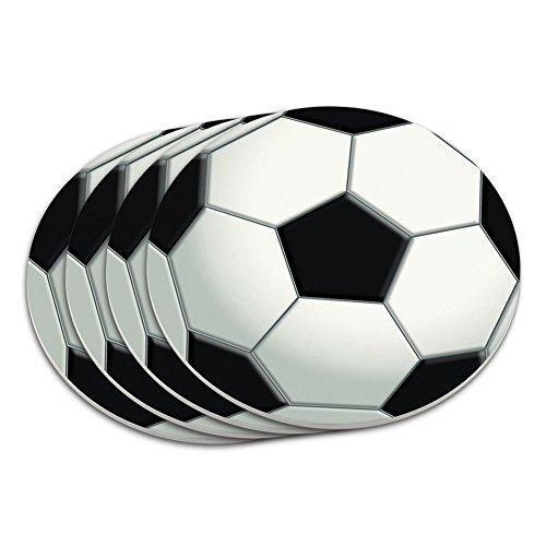 Soccer Ball Football Coaster ()