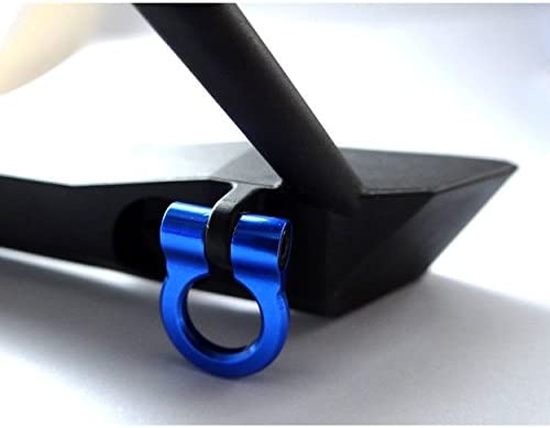 Blue 1//10 Scale Metal Shackle for Traxxas TRX-4