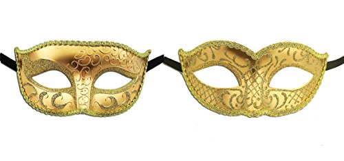 Luxur (His And Hers Masquerade Ball Masks)