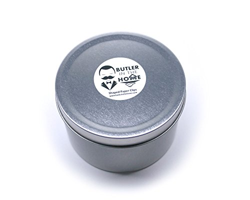 Butler in the Home Turtle Shaped Paper Clips Great For Paper Clip Collectors or Office Gift - Comes in Round Tin with Lid and Gift Box (100 Count Green) by Butler in the Home (Image #6)
