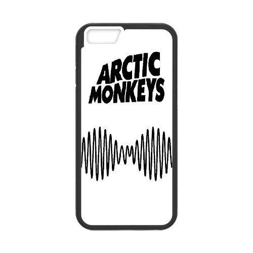 """High quality Arctic Monkey logo, Rock band music,Arctic Monkey band protective case cover For Apple Iphone 6,4.7"""" screen Cases QH596717785"""