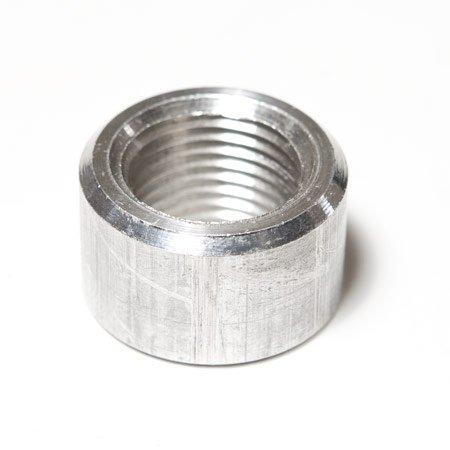 """Aluminum Weld Bung, 3/8"""" NPT for Welding"""