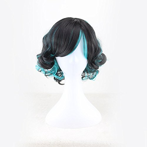 Simpleyourstyle Cosplay Lolita Short Curly product image