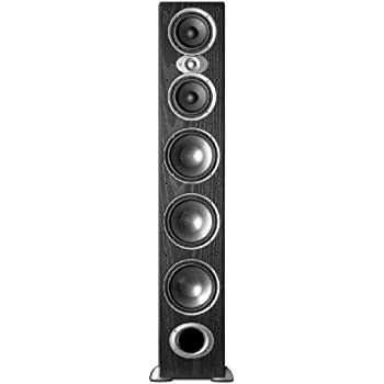 Polk Audio RTI A9 Floorstanding Speaker (Single, Black)