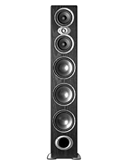 Polk Audio RTI A9 Floorstanding Speaker (Single, Black) (B000V2SEX2) | Amazon price tracker / tracking, Amazon price history charts, Amazon price watches, Amazon price drop alerts