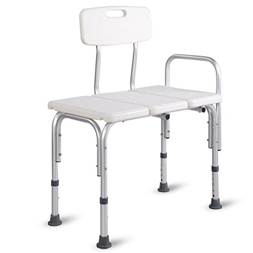 Giantex Shower Bath Seat Adjustable