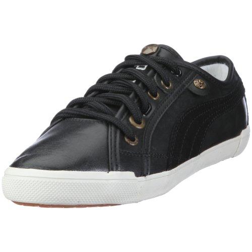 black whisper nbsp;zapatillas L Puma Deporte Wn De Mujer Para silver Córcega 352510 White schwarz Negro Birch 616Ppw