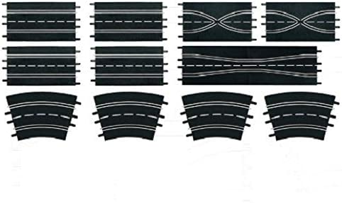 Extension Set (4 Straights 2 Lane Change Sections 2 Chicanes 4 Curves 2/30°)