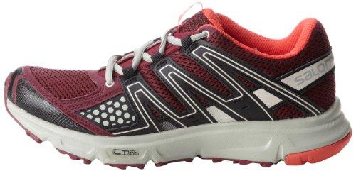 Trail W Para Salomon Sensiflex Zapatillas Shift Rojo Correr Xr Running Mujer nYqqpPO