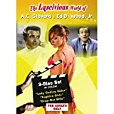 Lady Godiva Rides , Fugitive Girls , Drop Out Wife : The Ed Wood Erotic Collection : 3 DVD Set